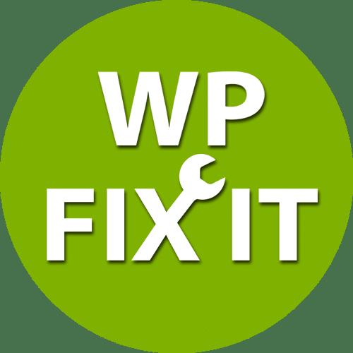wpfixit-extension